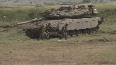 الجيش الاسرائيلي يتدرب على احتلال قرى في سوريا