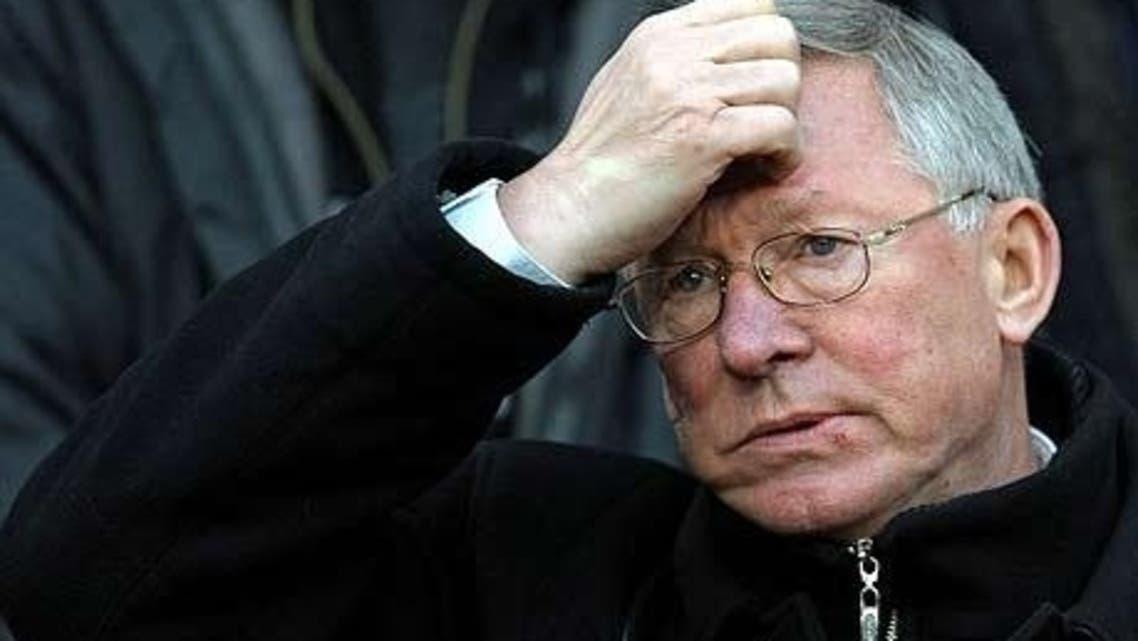 Alex Ferguson AFP