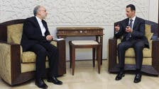 President Assad says Syria able to face Israel