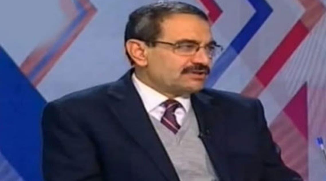 فياض عبد المنعم وزير المالية المصري