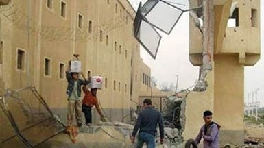 بلاغ يتهم مرسي وبديع بمسؤولية قتل 28 شخصاً بوادي النطرون