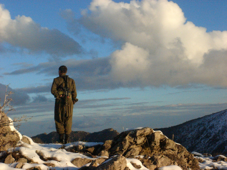 Turkey's Kurdish fighters