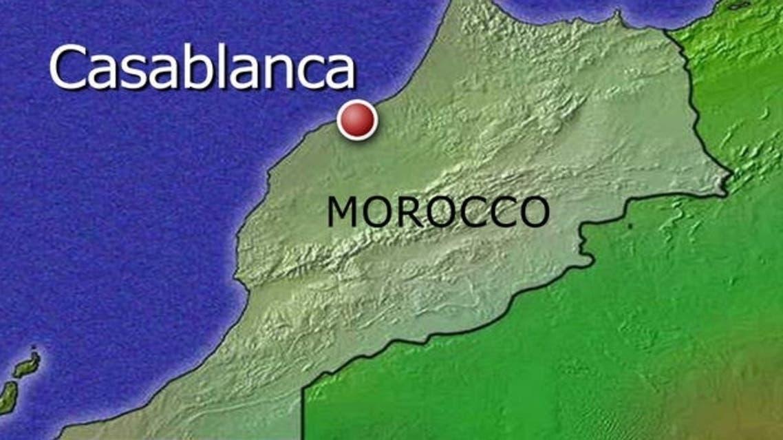 Morocco MAP (AP)