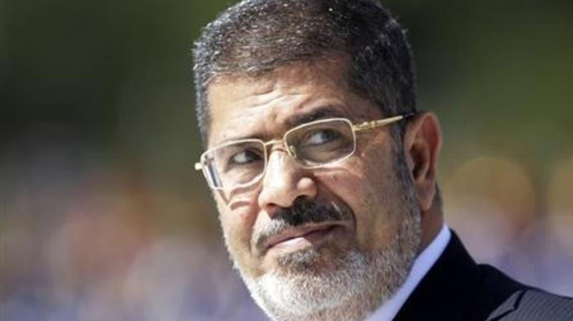 مرسي يقر قانون الصكوك