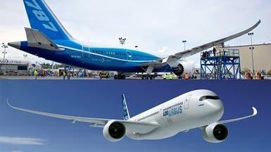 """""""بوينغ"""": منطقة الشرق الأوسط تحتاج 2370 طائرة جديدة"""