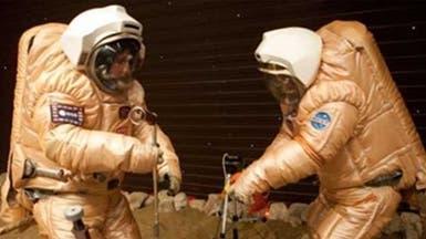 روبوت يتوجه لمحطة الفضاء الدولية ليبدد وحدة رواد الفضاء