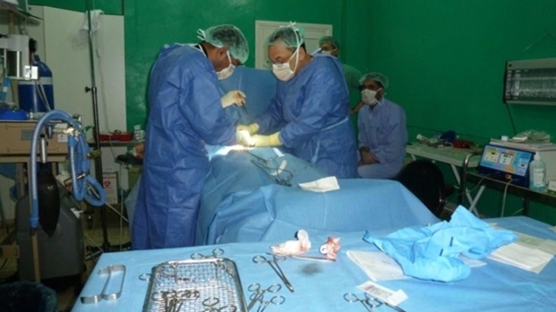 MSF medical staff