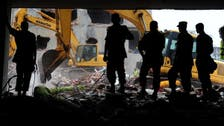 Woman found alive in prayer room of collapsed Bangladesh factory