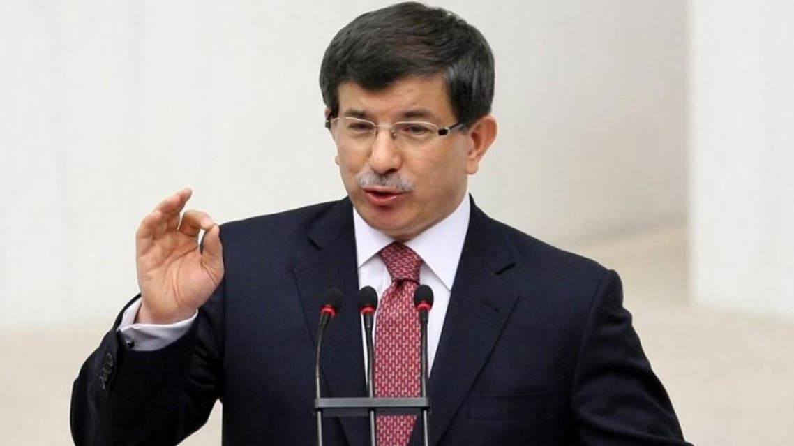 Ahmet Davutoglu (AFP)