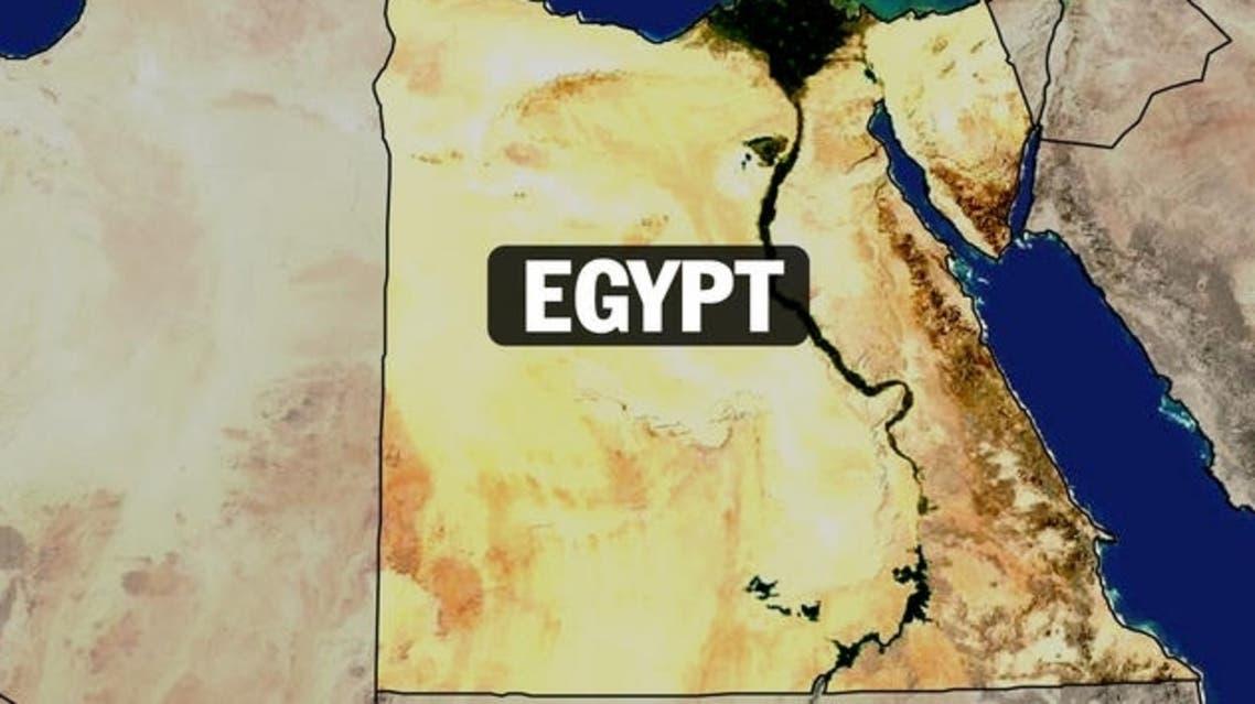 Egypt MAP (AP)