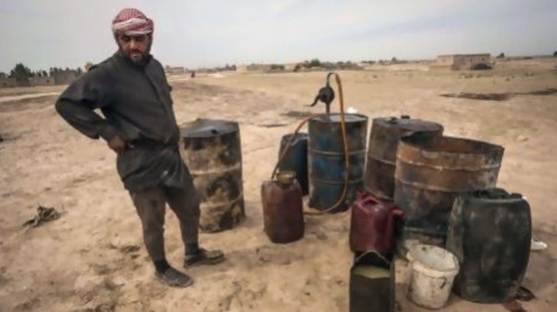 oil farmer
