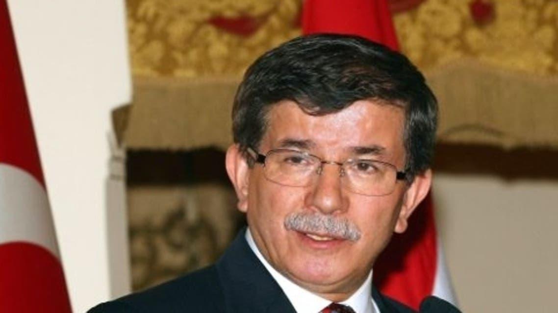 احمد داوود اغلو:سوریه ازسلاح های شیمیایی علیه مخالفان استفاده کرده است