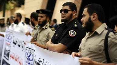 سلفيون يعتصمون أمام مكتب النائب العام ضد وزير الداخلية