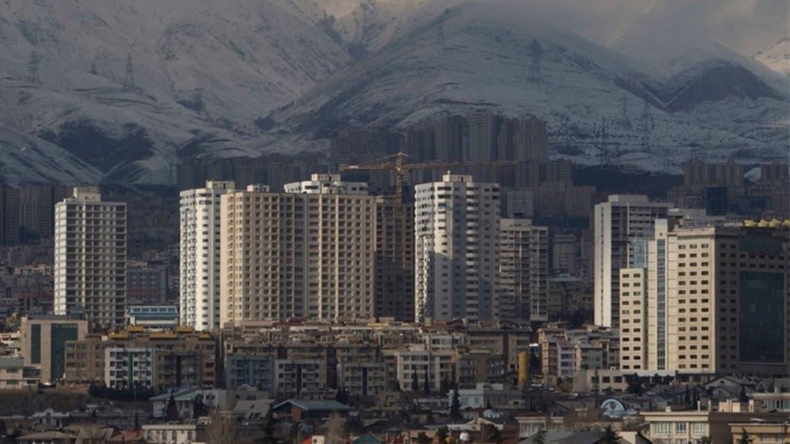 بنايات سكنية في طهران