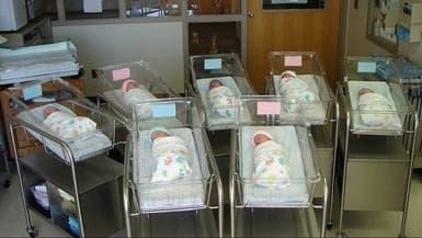 2289 مولوداً في مكة المكرمة خلال ثلاثة أشهر