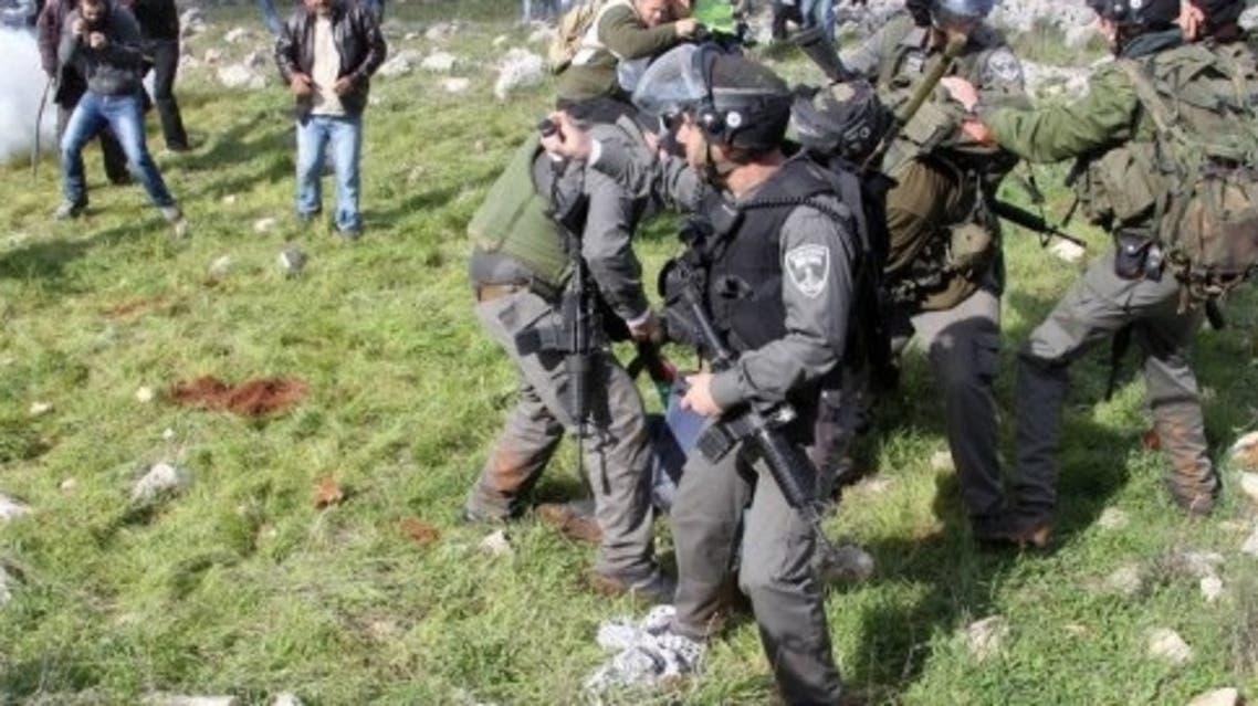 Israel West Bank AFP