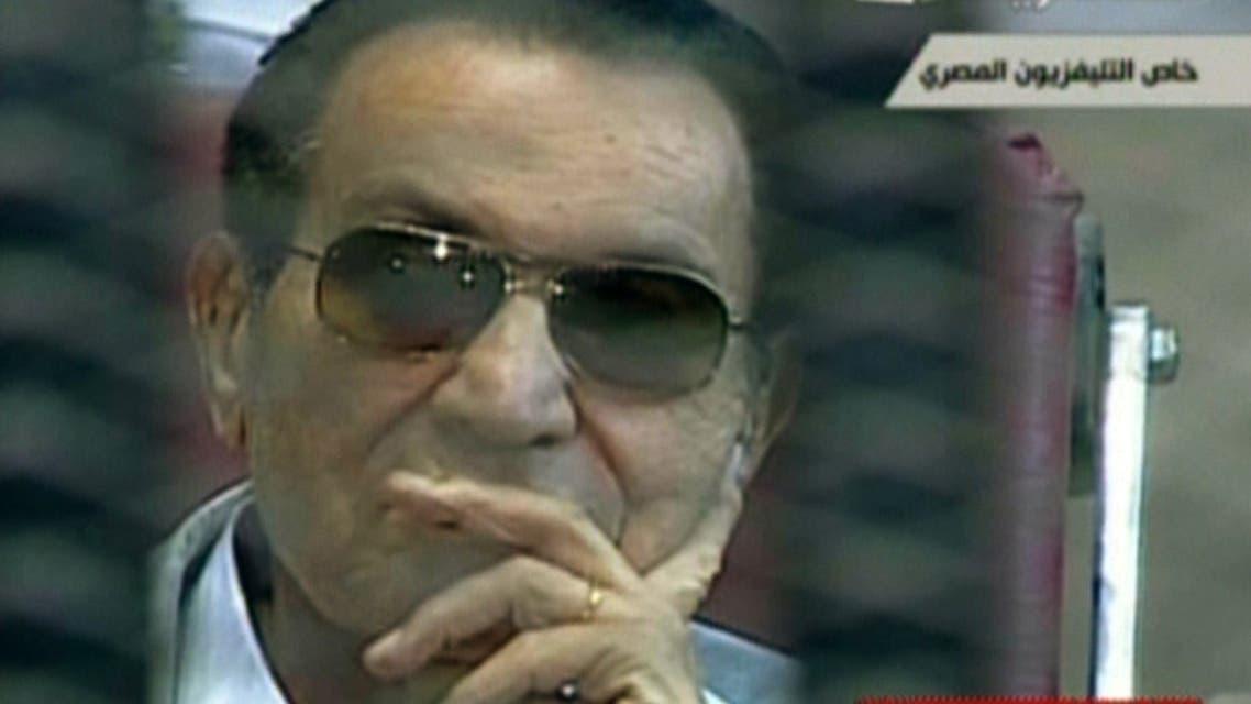 الرئيس المصري السابق حسني مبارك
