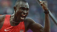 Kenyan olympic champion secures victory over Ethipoian teenager