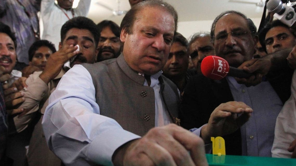 Nawaz Sharif reuters Pakistan