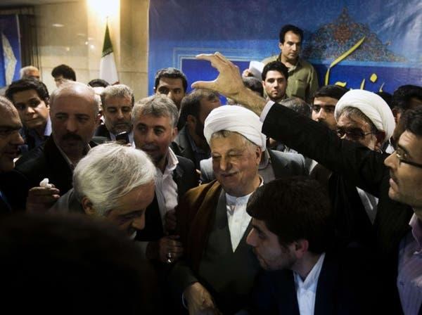 مشائي ورفسنجاني وشقيق نجاد يترشحون لرئاسة إيران