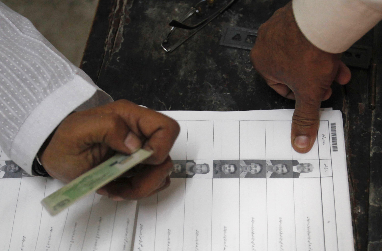 Pakistan votes