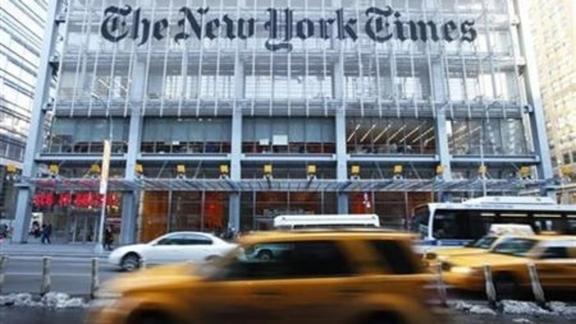 The New York Times bureau chief in Pakistan, Declean Walsh, was expelled from the country upon accusations of 'undesirable activities'. (Reuters)