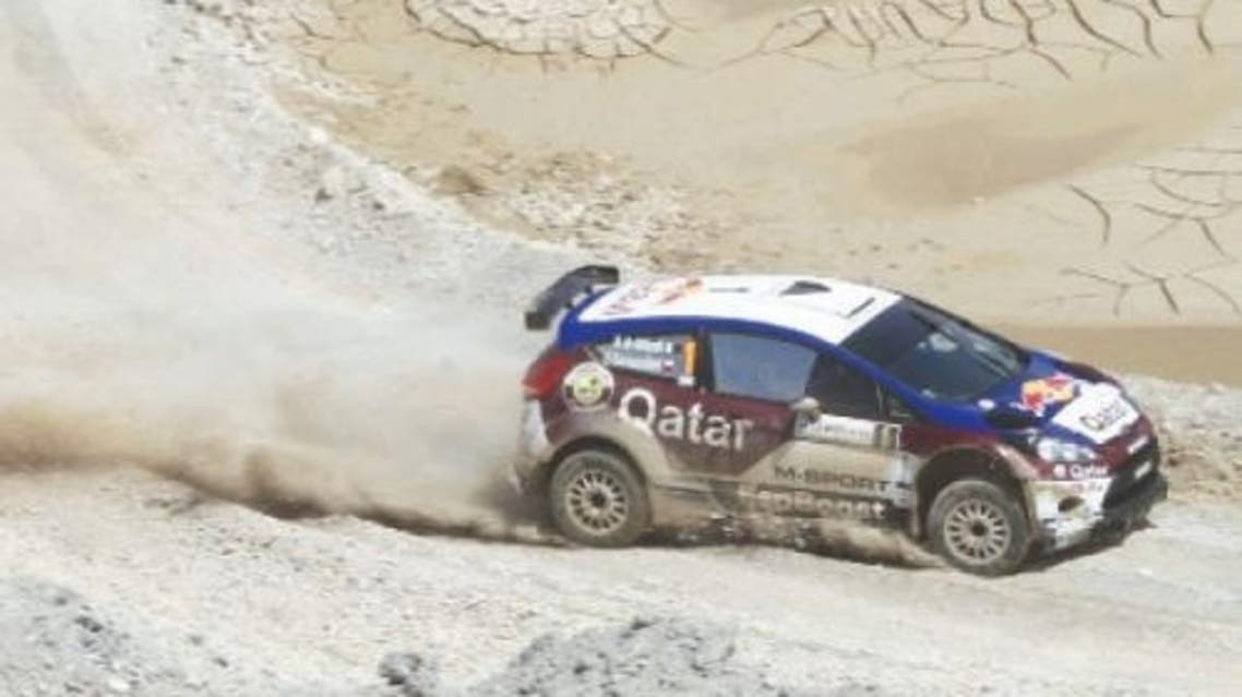 Jordan rally
