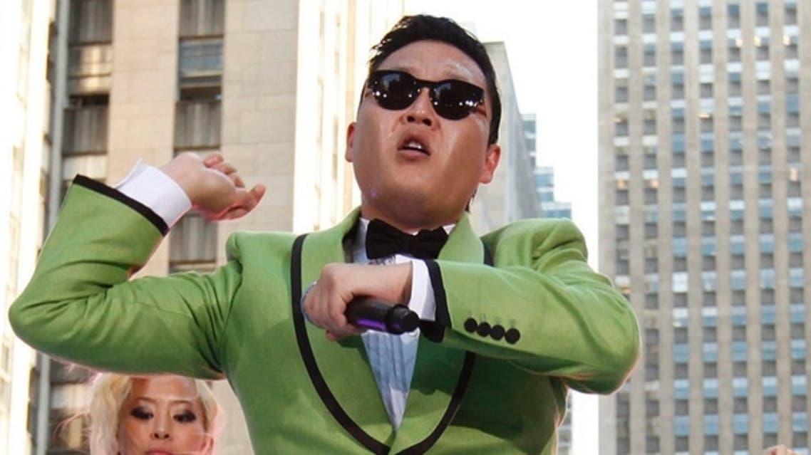 المغني الكوري الجنوبي ساي صاحب ااغنية غانغام ستايل
