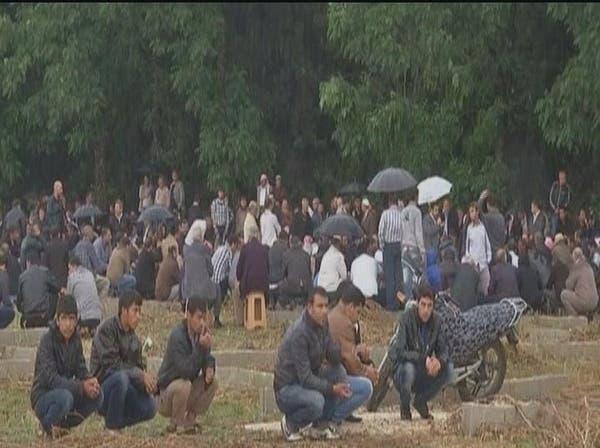 سكان الريحانية يعتدون على لاجئين سوريين بعد التفجير