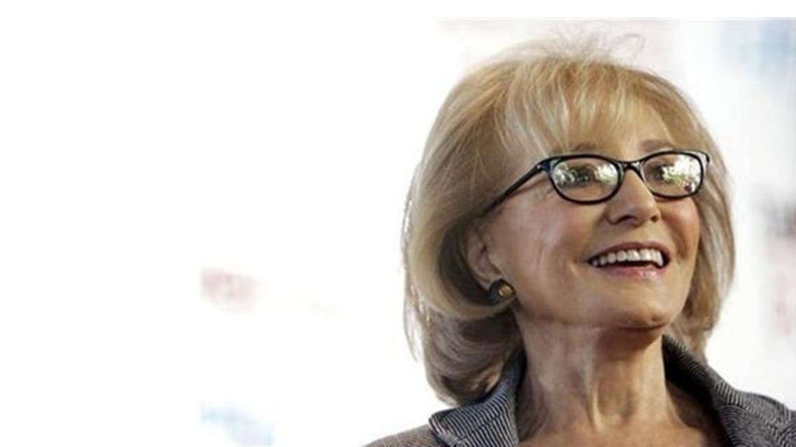 Barbara Walters decided to retire after pursuing a successful TV journalism career for 52 years. (Reuters)