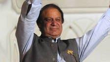 Karachi stocks hit all-time high on Sharif win