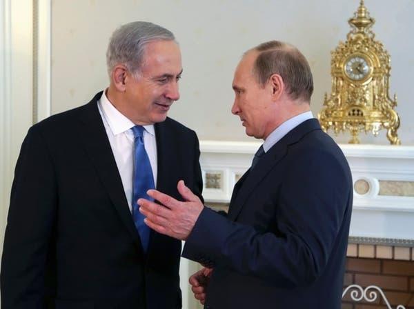 بوتين لم يطلب من نتنياهو وقف الغارات على سوريا