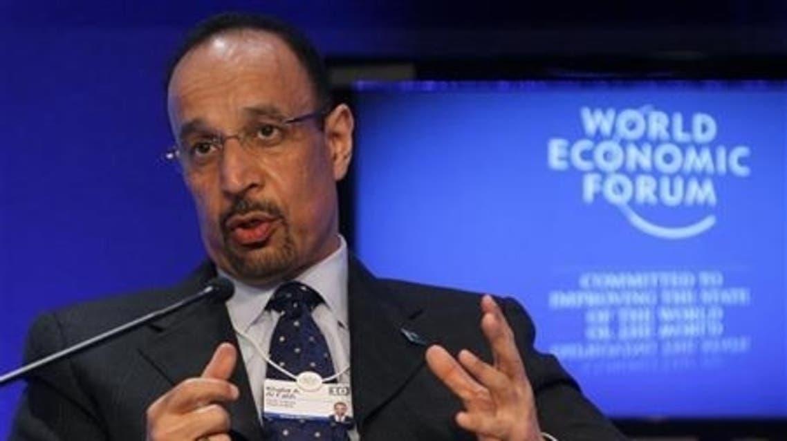 خالد الفالح - الرئيس التنفيذي لشركة أرامكو-2