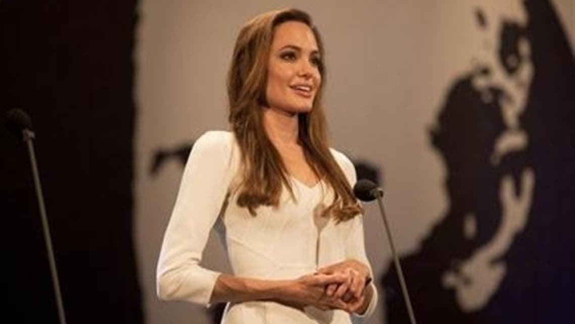 Jolie said she was speaking out to encourage other women with a family history of cancer. (Reuters)
