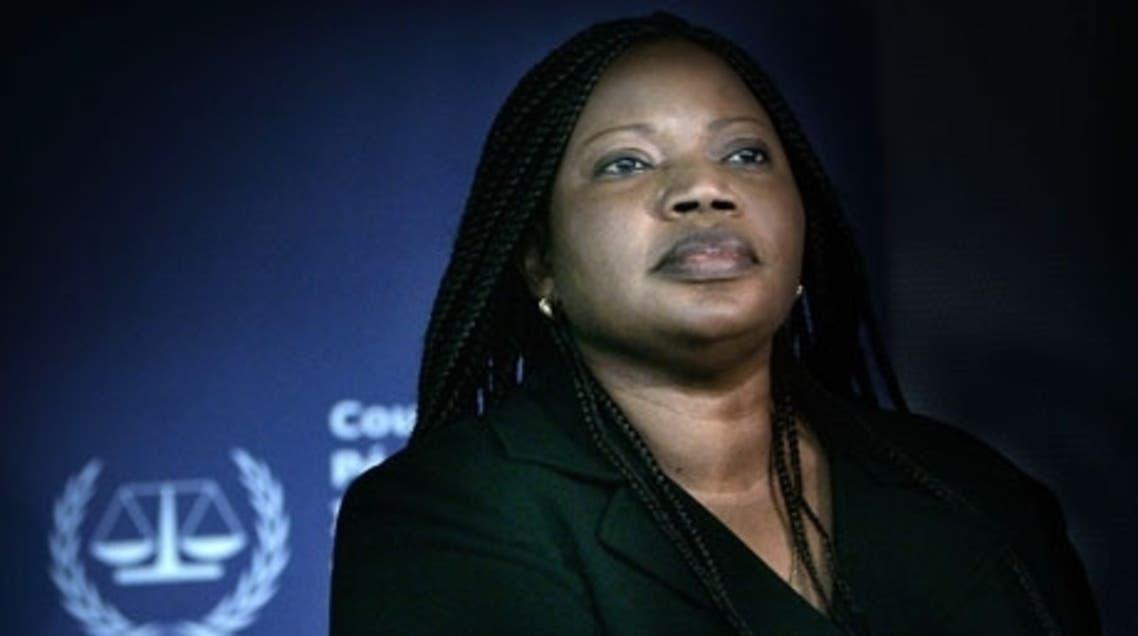 Fatou Bensouda AFP