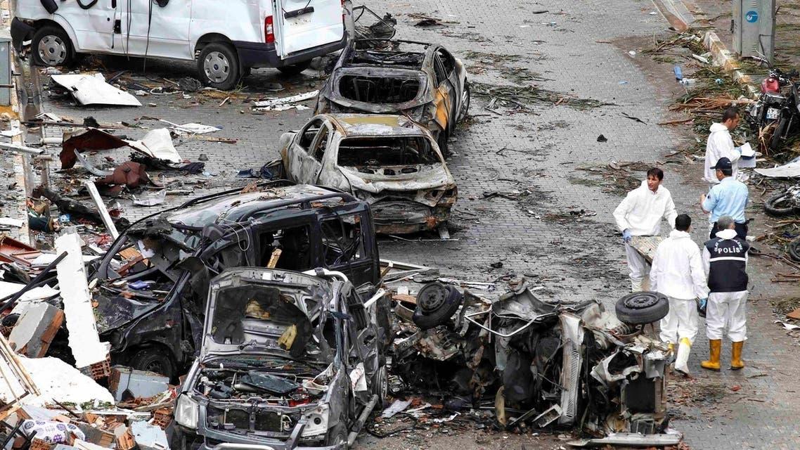 Tukey Blast Reuters