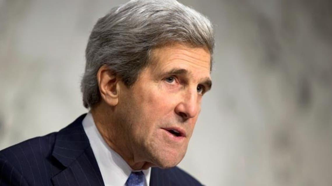 وزير الخارجية الأميركي، جون كيري