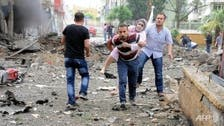 Turkey arrests four over bombings near Syrian border