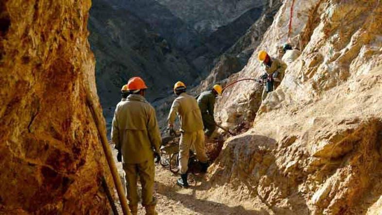 Afghan gold mine lures modern-day prospectors