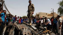 Police: Suicide bombing against Iraqi Shiites kills 12