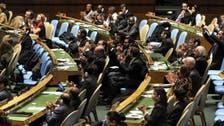 Syrian opposition hails U.N. vote condemning escalation