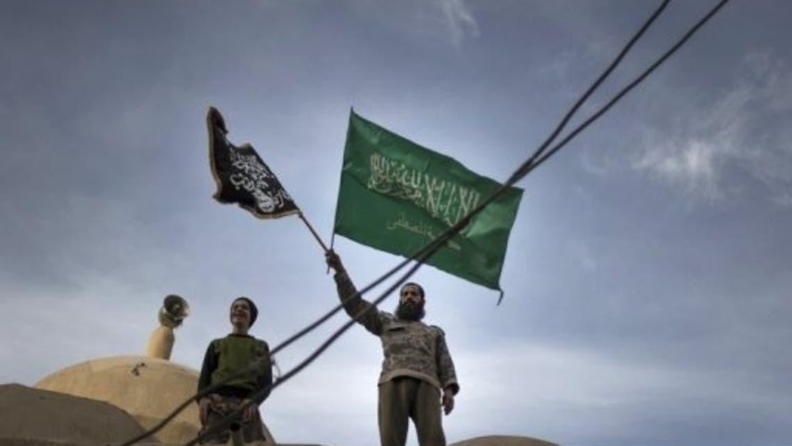 Syrian Jihadists