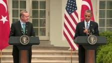 'No magic formula' to stop Assad's violence, says Obama