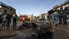 Kabul suicide attack on military target kills at least 16