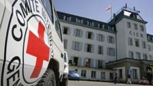 Ex-red cross worker held over 'pact' with Islamists