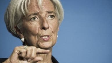 """لاغارد: منطقة اليورو لن تخرج سالمة من """"عاصفة اقتصادية""""!"""