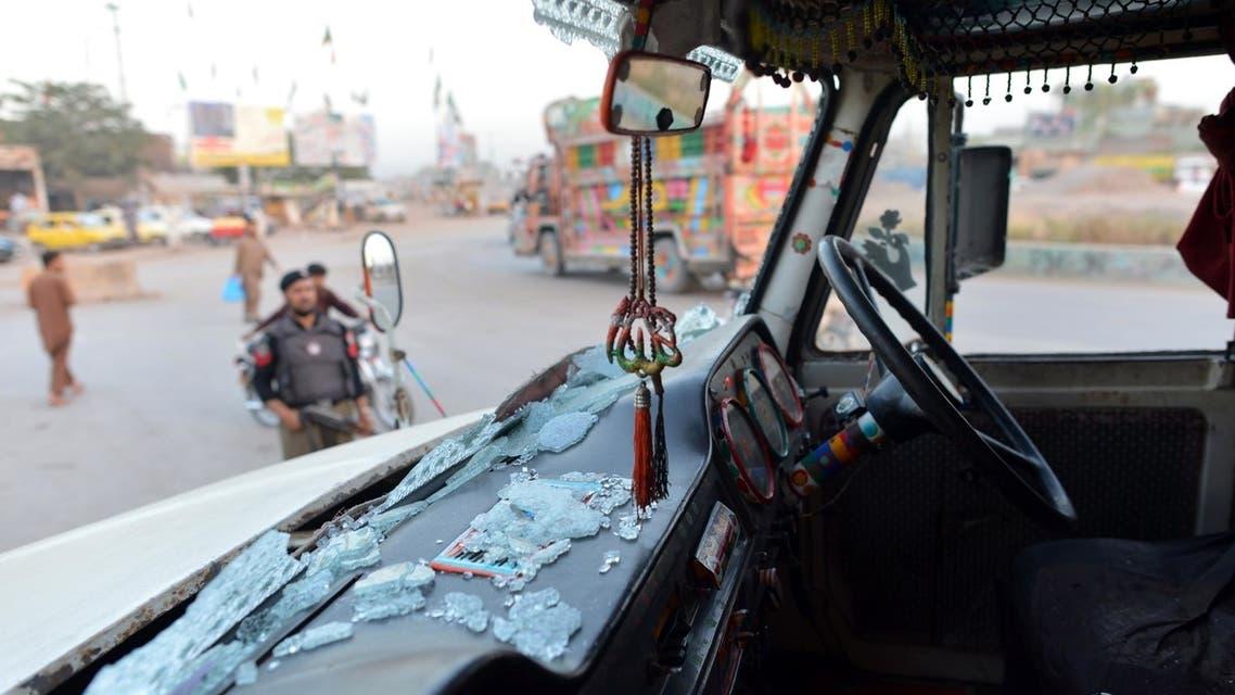Pakistan AFP