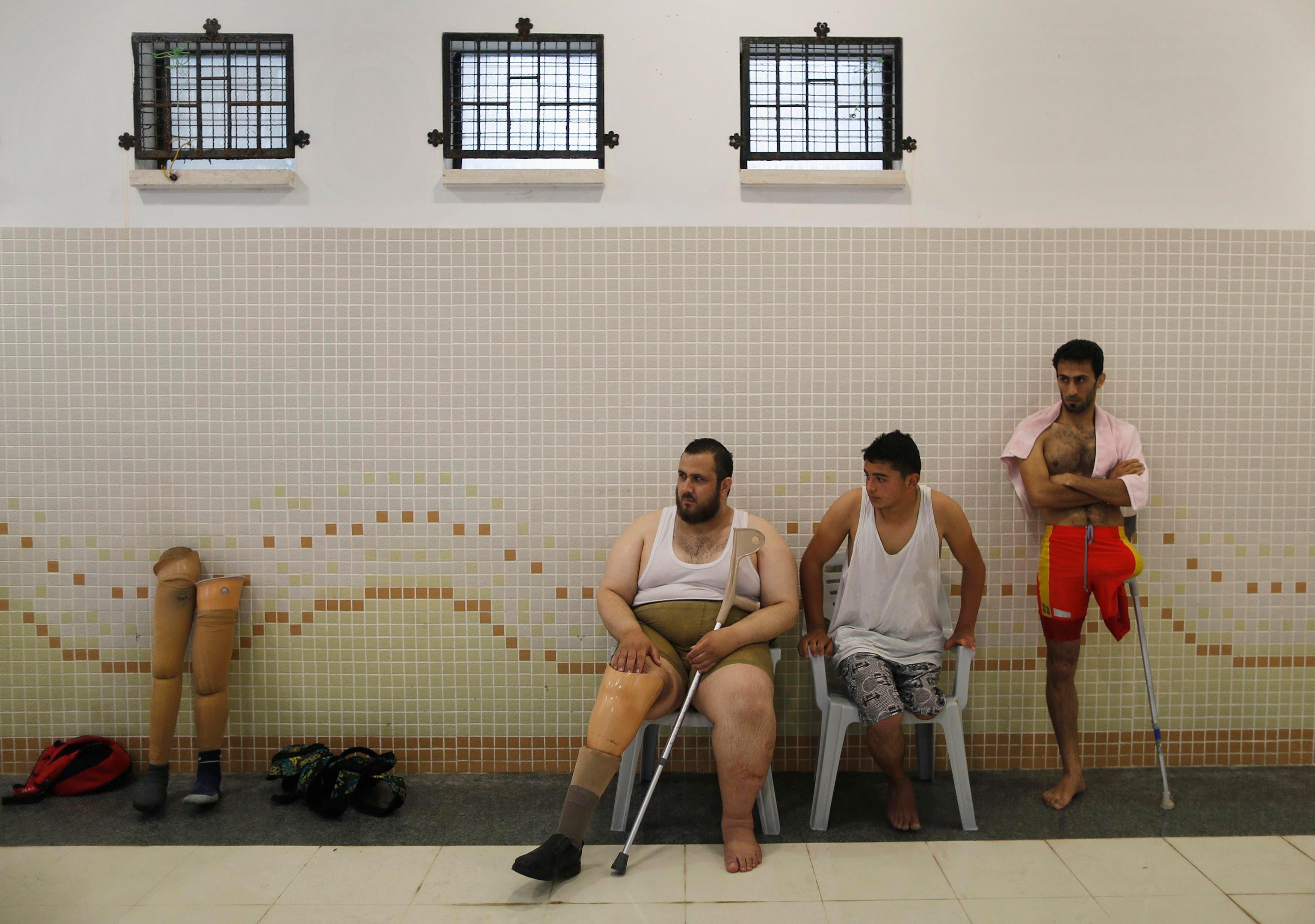 Gaza's rehabilitation center