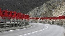 Fourteen Iran exiles head for new life in Albania