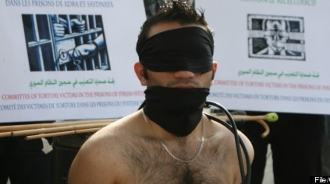 Syria torture